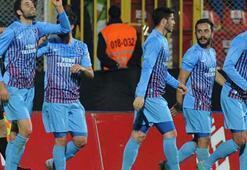 Trabzonspor, kupada farklı