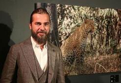 Üç gün beklenen leopar, serginin ilk gününde satıldı