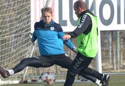 Atiker Konyaspor'da, Vitoria Guimares maçı hazırlıkları başladı