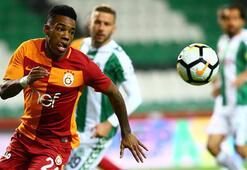 Atiker Konyaspor - Galatasaray: 0-2 (İşte maçın özeti)