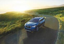 Subaru, yeni modelini tanıttı