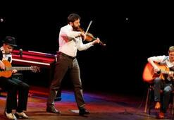 Küçükçekmece'de Cobario konseri