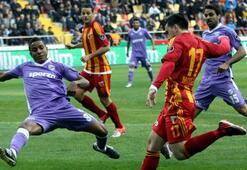 Kayserispor-Orduspor: 0-0