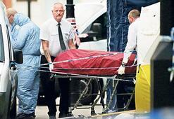 Londra'da bıçaklı saldırı: 1 ölü
