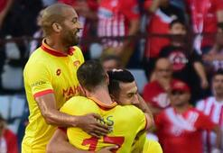 Antalyaspor 1 - 3 Göztepe