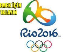 Rio Olimpiyatları Googleda doodle oldu Hangi kanalda yayınlanıyor