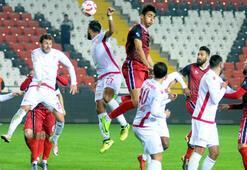 Gaziantepspor - Boluspor: 0-3