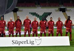 Galatasaraydan Süper Lig tarihinde bir ilk
