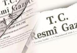 Atama kararları Resmi Gazetede yayımlandı