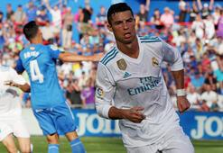 Getafe-Real Madrid: 1-2