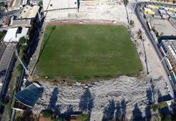 Alsancak Stadı için Çevre Bakanlığına başvuru