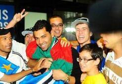 Andre Santos: Gremioya şampiyon olmak için geldim