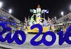 Rio Olimpiyatları Doodle bile oldu Olimpiyatlar TRTden yayınlanacak