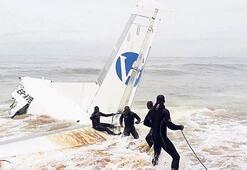 Fransız kargo uçağı düştü: 4 ölü