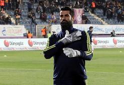 Volkan Demirel kariyerinin 600üncü maçına çıktı