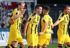 Sandhausen - Borussia Dortmund: 0-3