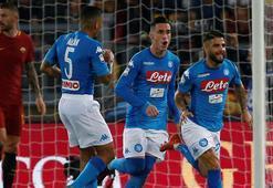 Roma 0 - 1 SSC Napoli