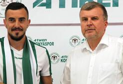 Atiker Konyaspor, Ioan Hora ile 3 yıllık sözleşme imzaladı