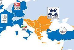 Avrupada yeni bir lig kuruluyor