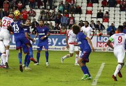Antalyaspor iç sahada var, dışarıda kayıp