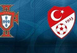 Portekiz: 1 - Türkiye: 0