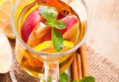 Şifa niyetine Elmalı Kış Çayı
