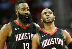 Houston Rocketsın bileği bükülmüyor