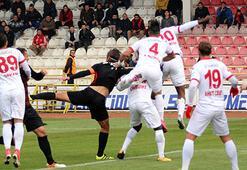 Boluspor-Samsunspor: 1-0