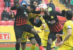 Eskişehirspor-Ankaragücü: 1-3