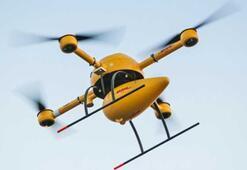 PTT, 2018de drone ile kargo teslimatı yapacak