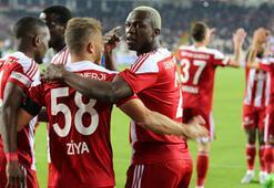 Demir Grup Sivasspor - Atiker Konyaspor: 2-1