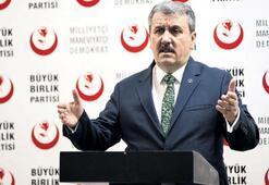 BBP Genel Başkanı Destici:Kerkük Türktür ve Türk kalacaktır