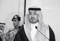 Son dakika... Suudi Prensin öldüğü helikopterin enkazına ulaşıldı