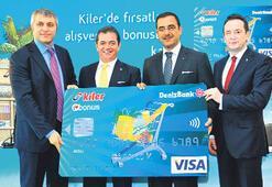 Denizbank'tan Kiler Bonus kart