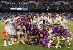 Santiago Bernabeu Kupası Real Madridin