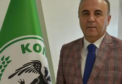 Konyaspordan hakem Cüneyt Çakıra tepki