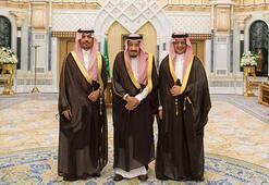 Suudi Arabistan'da yeni atamalar