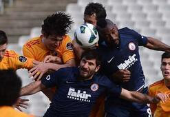 İBB-Kayserispor: 0-0