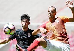 Galatasaraydan farklı prova: 7-0