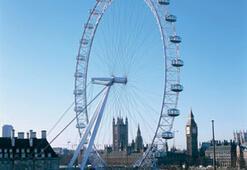 """""""London Eye"""" Continental Lastikleri ile Güvende"""
