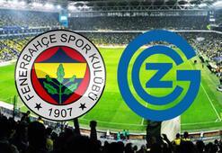 Fenerbahçe Grasshoppers Avrupa Ligi maçı ne zaman hangi kanalda saat kaçta