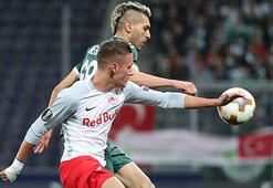 Konyaspor Avrupada ya tamam ya devam maçında