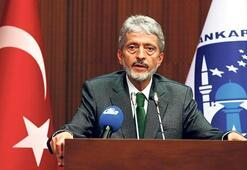 Tuna, Ankara'nın yeni başkanı oldu
