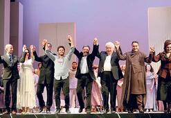 'Ninatta' operası izleyiciyle buluştu