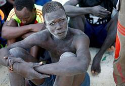 İspanya göçmenleri cezaevine koydu