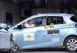 Renault ZOEye EuroNCAPtan 5 yıldız