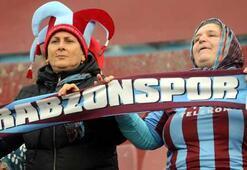 Trabzonspordan kadın seyircilere ilginç uyarı