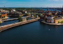 İskandinavyanın en büyük şehri Stockholm