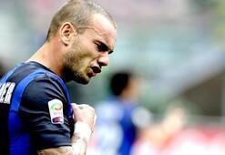 Sneijder artık Galatasaraylı Açıklama...