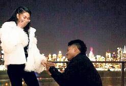 Evlilik teklifi aldı